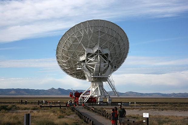 VLA in New Mexico